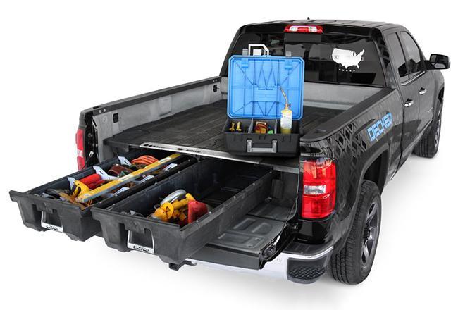 decked truck