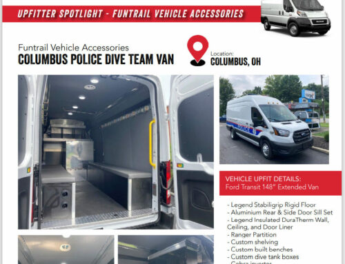 Featured with Legend Fleet Solutions!